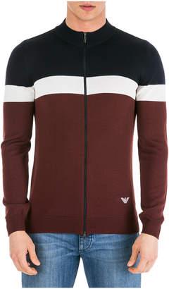 Emporio Armani Jumper Sweater Cardigan Regular Fit