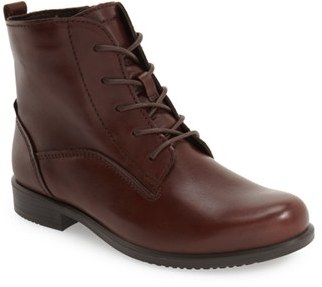 ECCO 'Touch 25' Lace-Up Boot (Women) $169.95 thestylecure.com