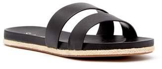 Splendid Brittani Leather Slide Sandal