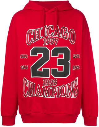 Ih Nom Uh Nit Chicago Bull Championship hoodie