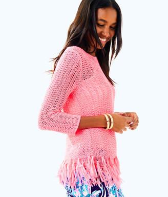 Lilly Pulitzer Womens Brunswick Sweater