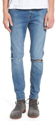Denim & Supply Ralph Lauren Dr. Denim Supply Co. Snap Skinny Fit Jeans
