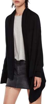 AllSaints Ires Woven Cardigan