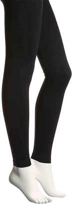 Via Spiga Seamless Microfiber Leggings - Women's