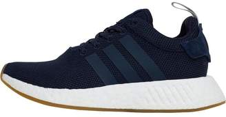 31eea37088682 at MandMDirect.com · adidas Womens NMD R2 Trainers Legend Ink Trace Blue Grey  Two