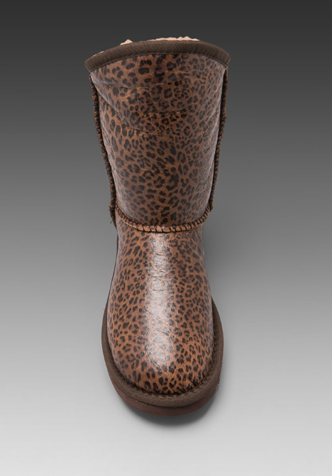 Australia Luxe Collective Cosy Short Boot with Sheepskin