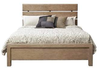 Laurèl Foundry Modern Farmhouse Fort Oglethorpe Slat Headboard
