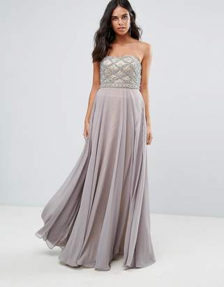 Forever Unique Sweetheart Maxi Dress
