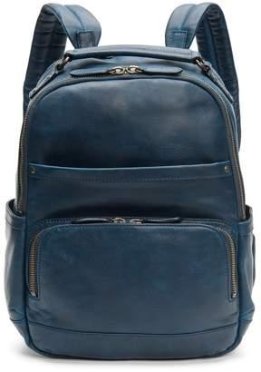 Frye Leather Logan Backpack