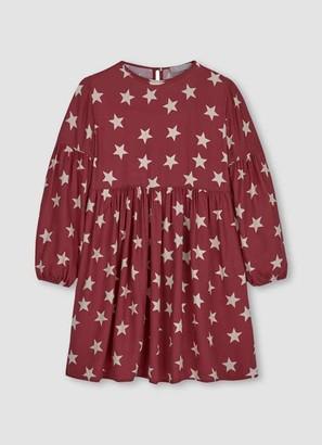 Mint Velvet Bessie Star Print Dress