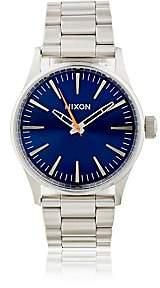Nixon Men's Sentry 38 Watch-Blue