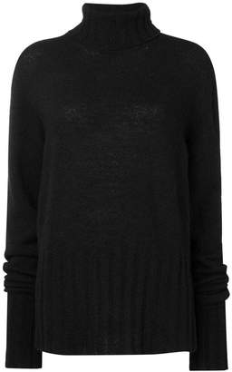 Ann Demeulemeester turtleneck sweater