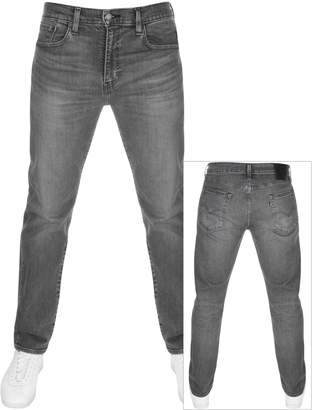 4a722b189c2 Levi's Levis 502 Regular Tapered Jeans Grey