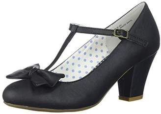 Couture Pin Up Women's Wiggle-50 Pump