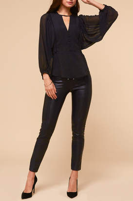Adelyn Rae Kalyn Dolman Sleeve Blouse
