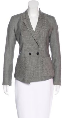 Boy. by Band of Outsiders Wool Patterned Blazer $145 thestylecure.com