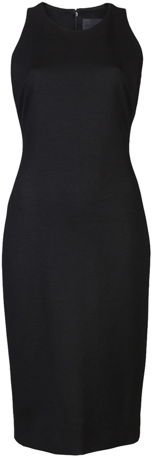 Cushnie et Ochs Heavy jersey dress