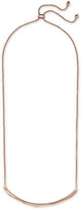 Kendra Scott Graham Adjustable Smile Bar Necklace