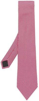 Salvatore Ferragamo heart print tie
