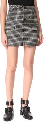 Helmut Lang Blazer Skirt $425 thestylecure.com