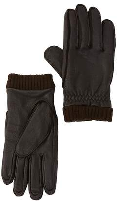 Barbour Barrow Leather Gloves