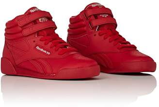Reebok Kids' Freestyle Hi Leather Sneakers