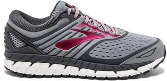 Brooks Women's Ariel '18 D Running Shoe (BRK-120271 1D 40797C0 10.5 Gry/Gry/PNK)