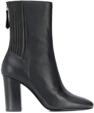 Ash high heeled ankle boots