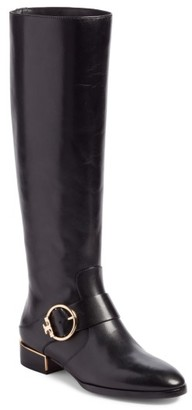 Women's Tory Burch Sofia Buckled Riding Boot