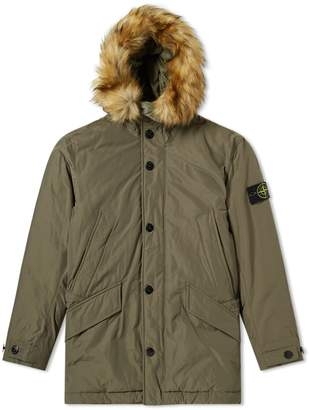 Stone Island Micro Reps Down Filled Parka