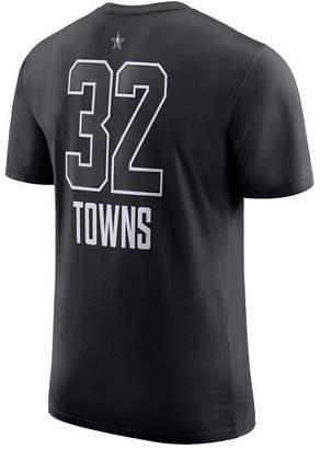Jordan Men's Karl-Anthony Towns Minnesota Timberwolves All-Star Player T-Shirt