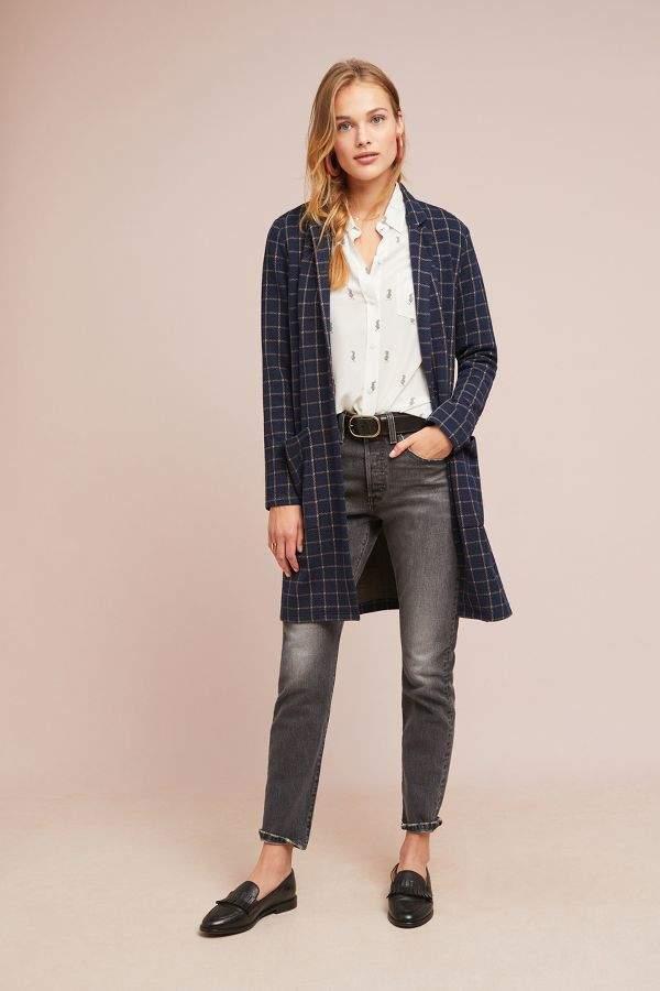 Morganne Longline Jacket
