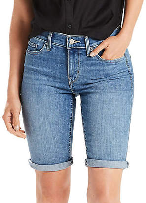 Levi's Bermuda Denim Shorts