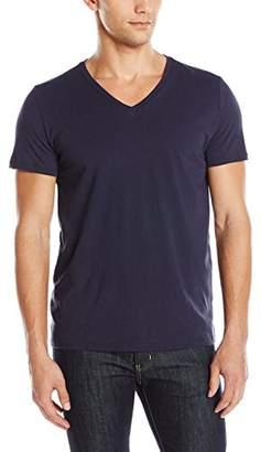 ATM Anthony Thomas Melillo Men's Classic Jersey V Neck T-Shirt