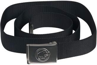Mammut Logo Belt - Men's