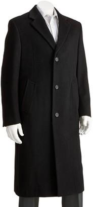Jean Paul Gaultier Germain Men's Jean-Paul Germain Classic-Fit Sander 45-in. Wool-Blend Top Coat