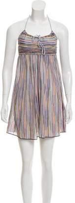 Missoni Mare Knit Halter Dress