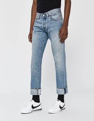 Polo Ralph Lauren Davidson Washed Denim Jean
