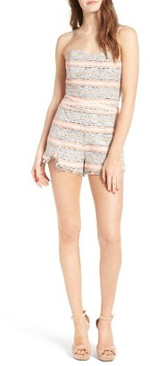 Women's Lovers & Friends Rise & Shine Romper $168 thestylecure.com
