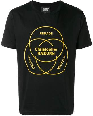 Christopher Raeburn brand Venn diagram T-shirt