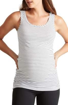 Ingrid & Isabel R) Sleeveless Maternity Top