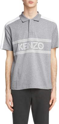 d35c8015 Kenzo Gray Men's Polos - ShopStyle