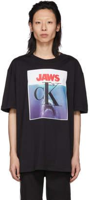 Calvin Klein Black Jaws T-Shirt