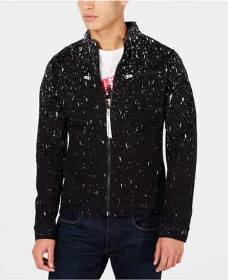 G Star Men Slim-Fit Paint Splatter Jacket