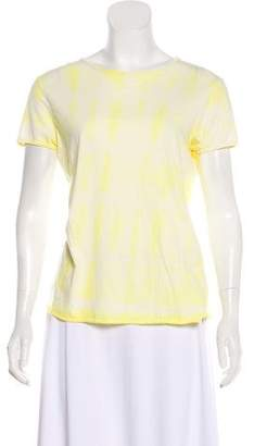 Theory Tie-Dye Jersey T-Shirt