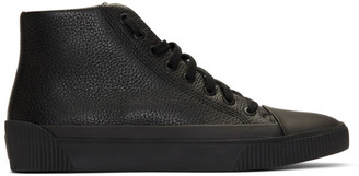 HUGO Black Zero Hito High-Top Sneakers