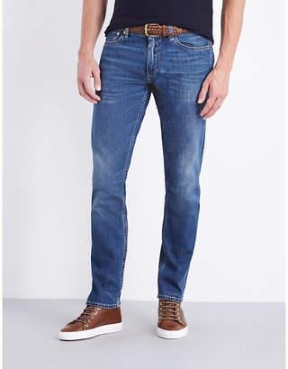 Ralph Lauren Purple Label Slim-fit tapered jeans