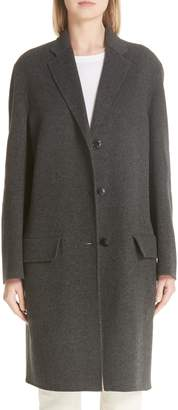 Sofie D'hoore Concord Double Face Wool & Cashmere Coat