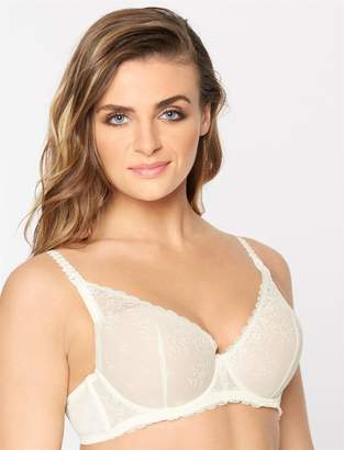 Le Mystere Molded Cup Underwire Lightly Lined Nursing Bra