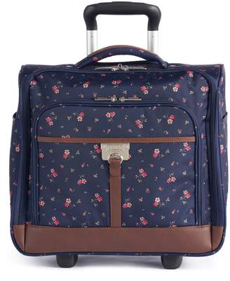 Chaps Saddle Haven Underseater Wheeled Carry-On Luggage